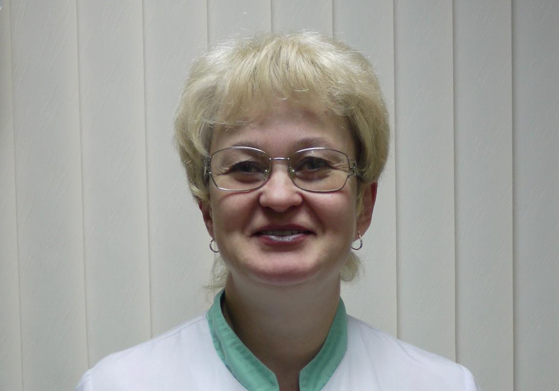 Ахметова Лариса Геннадиевна